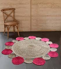round rug carpet for living room round