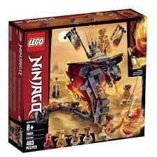 LEGO NINJAGO Fire Fang 70674 (463 pieces)