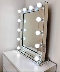 nueva luna mirror finish hollywood