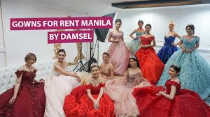 where to gowns in manila