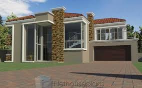 6 bedroom house plans modern house
