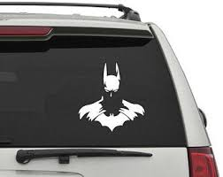 Dark Knight Decal Etsy
