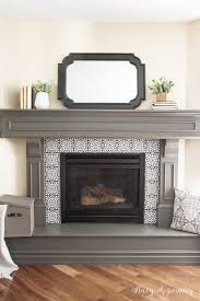 fireplace makeover stacy risenmay