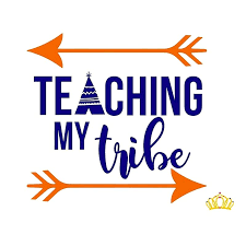 Amazon Com Custom Teaching My Tribe Vinyl Decal Teacher Sticker For Yeti Tumbler Rtic Cup Water Bottle Laptop Car Window Accessories Teacher Appreciation Gift Choose Size And Color Handmade