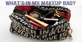 5 weird things in my makeup bag