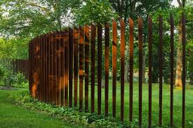 Good Fences Good Neighbors And Good Views Fence Design Modern Landscaping Fence Styles