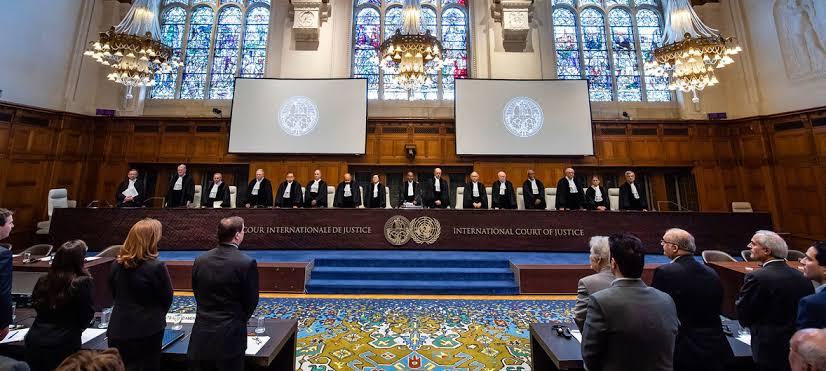 "Image result for icj international court of justice"""