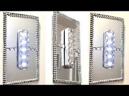 Diy Dollar Tree Bling Wall Sconces Dollar Tree Wall Decor Youtube Dollar Store Diy Diy Wall Decals Diy Wall Art