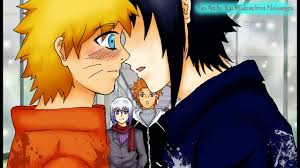 Sasuke X Naruto Fanfiction: They Don't Know About Us - YouTube