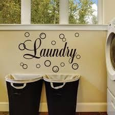 Laundry Room Decor Wall Decals Wayfair