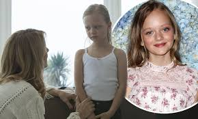 Big Little Lies star Ivy George 'earns $20k per episode for her role in HBO  hit' | Daily Mail Online