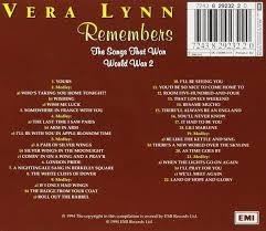 Vera Lynn - Vera Lynn Remembers - The ...