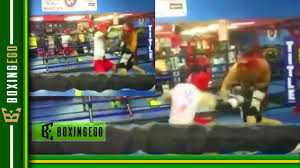 Teofimo Lopez SPARRING Gets DROPPED & ...