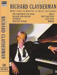 Richard Clayderman - The Very Best Of Richard Clayderman (1992, Cassette) |  Discogs