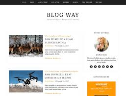 35+ Best Free WordPress Blog Themes 2020 - aThemes