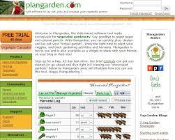vegetable garden planner software