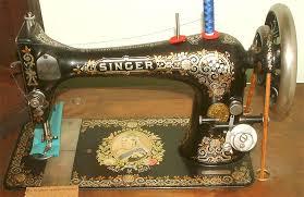 Singer Queen Victoria Jubilee Sewing Machine Decals Sewing Machine Victorian Sewing Machines Sewing Machine Accessories