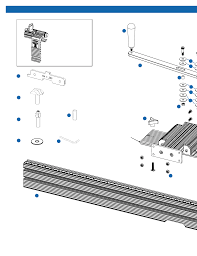 Beaded Face Frame Fence Exploded Parts Diagram Kreg Prs1200 Precision Beaded Face Frame System User Manual Page 6 12