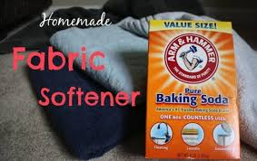 fabric softener recipe with baking soda