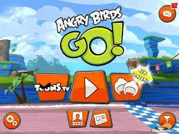 Angry Birds Go Multiplayer Header