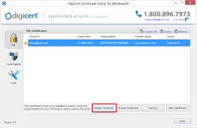 expired interate ssl certificate chain