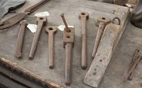 the village blacksmith mr everything
