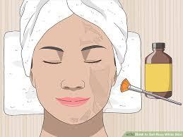 3 ways to get rosy white skin wikihow