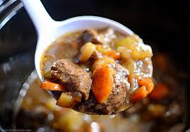 easy crockpot low carb beef stew recipe
