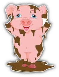 Pig Car Decal Cardecal Org