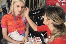 euphoria head makeup artist shares why