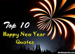 new year quotes abrainyquote