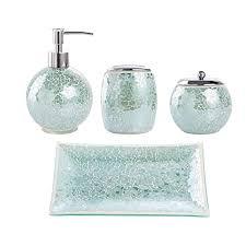 turquoise bathroom accessories com