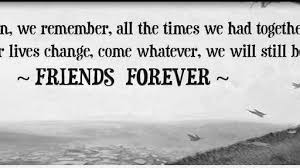 quotes about old high school friends quotes