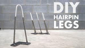 hairpin legs modern builds