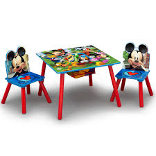 disney mickey mouse kids table and
