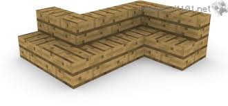 Slabs Stairs And Fences Minecraft 101