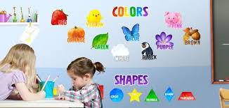 Classroom Wall Decals Istickup