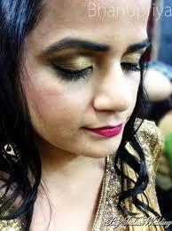 bhanupriya makeup artist paschim vihar