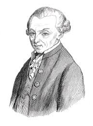 Immanuel Kant German Philosopher Drawing by Mary Evans Picture Library