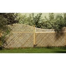 Privacy Diamond Trellis Longford Fencing
