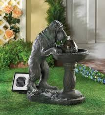 solar water fountain pump outdoor