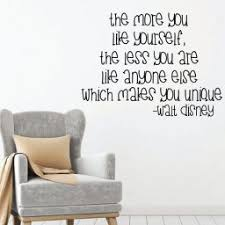 Disney Wall Decals Fun Vinyl Decals And Inspirational Quotes For Home