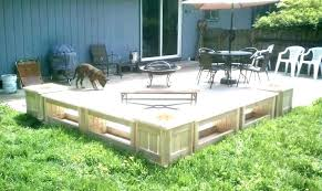 recycled plastic bench for deck ednecia