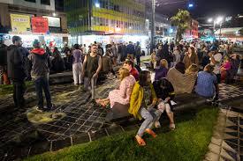 Powerful Earthquake Near New Zealand ...