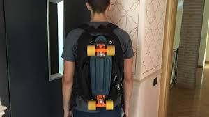 how to make a diy pennyboard backpack