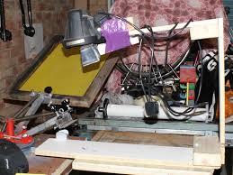 screen printing process step by step at