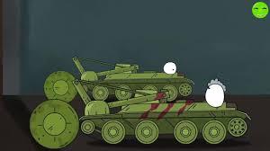Hồi sinh - Phim hoạt hình về xe tăng [Gerand VN]