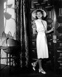 Casablanca Ingrid Bergman Wearing A Jumper Dress Designed By Orry ...