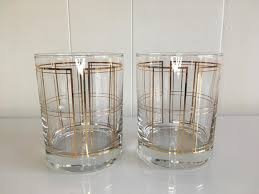 georges briard old fashioned glasses