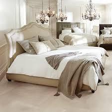 Deirdre Queen Bed | Arhaus Furniture | Bedroom inspirations, Bedroom  design, Queen upholstered bed